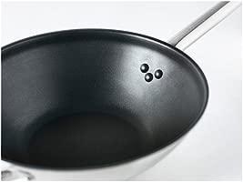 IKEA 365+ - Wok de acero inoxidable - 28 cm: Amazon.es: Hogar