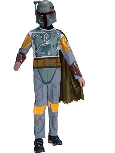 Boba Fett Child Costume - Large
