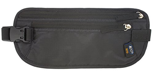 alpsy-money-belt-rfid-blocking-travel-wallet-passport-holder-waist-pouch-black