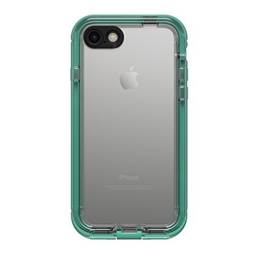 LifeProof NÜÜD SERIES Waterproof Case for iPhone 7 (ONLY) - Retail Packaging - MERMAID (SOFT MINT/TALISIDE TEAL/CLEAR)