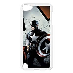 Ipod Touch 5 Captain America pattern design Phone Case