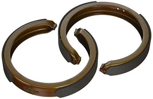 Rear Centric Brake Shoes - Centric 110.07810 Brake Shoe