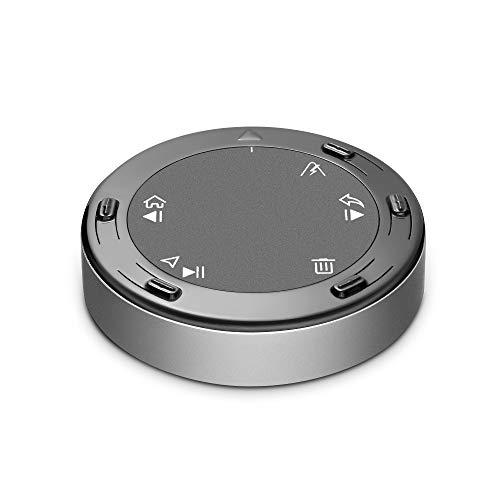 Bluetooth Car Kit, Bluetooth Button Media Remote