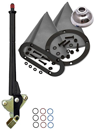 American Shifter 499354 2004R Shifter 8 E Brake Trim Kit for EE17E