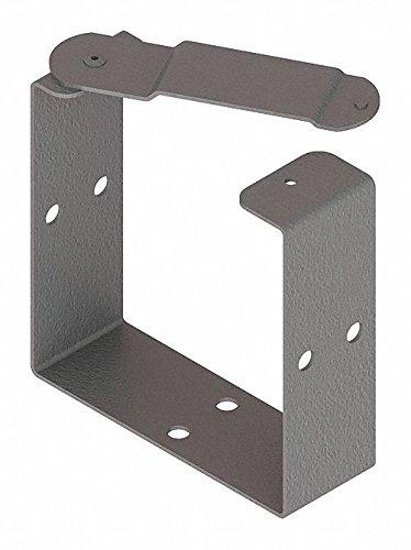 14 Gauge Steel Wireway U-Connector for Hoffman F44 Series Wireways