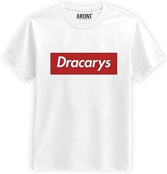 Camiseta Dracarys Supreme Juego De Tronos Game of Thrones: Amazon.es: Ropa y accesorios