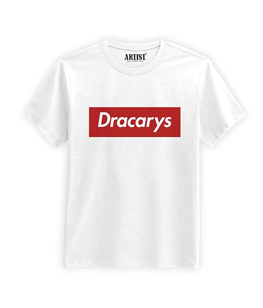 Camiseta Dracarys Supreme Juego De Tronos Game of Thrones (M ...