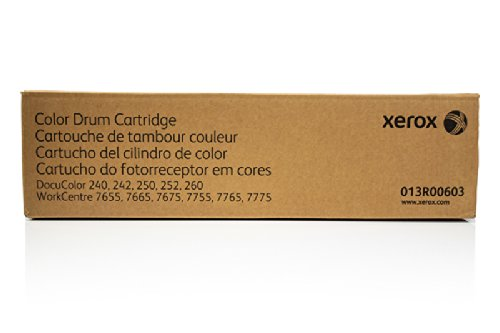 Xerox 013R00603 Color Drum Cartridge, 1-Pack