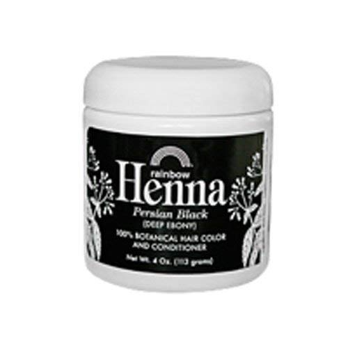 - Rainbow Research Henna Persian Black 4 Oz, 2 pack