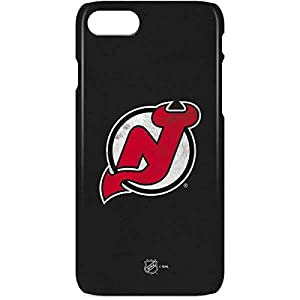New Jersey Devils iPhone 8 Case - New Jersey Devils Distressed | NHL X Skinit Lite Case
