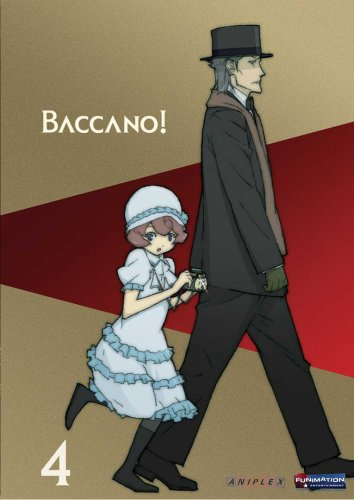 VHS : Baccano: Volume Four
