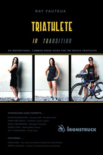 Triathlete in transition - Sport Tri Canada