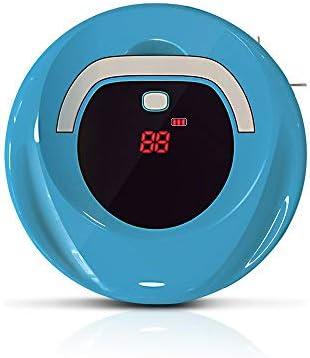 YUHUANG Robot Aspirador, Alfombra de Pelo de Mascotas Piso Duro ...