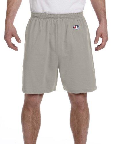 Champion Gym Short, Oxford Grey, M