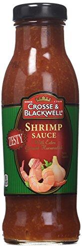 Crosse & Blackwell Sauce, Zesty Shrimp, 12-Ounce (Pack of - Chili Zesty