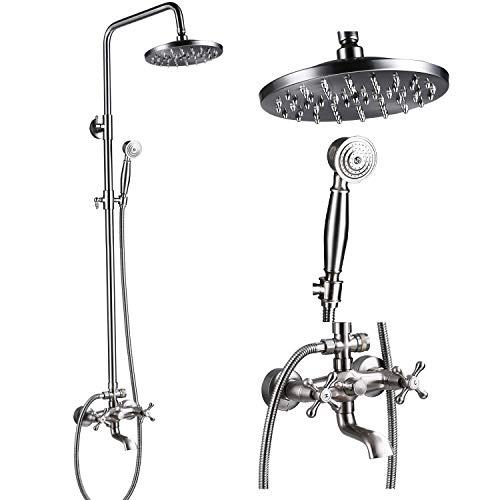 Shower Faucet Set 8