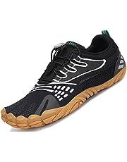 SAGUARO Barefoot Minimalistische Trailrunning Schoenen Heren Dames Lichtgewicht Sportschoenen voor Sportschool Fitness Krachttraining Wandel