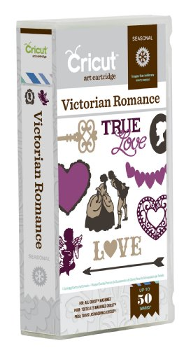 Cricut Victorian Romance Cartridge