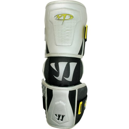 Warrior MPG 10 Elbow Guards, Black, ()