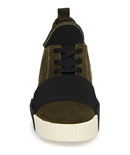 Ryley Hight Top Chaussures De Mode Lace Up Marc Fisher Femmes, Vert, Taille 9,5