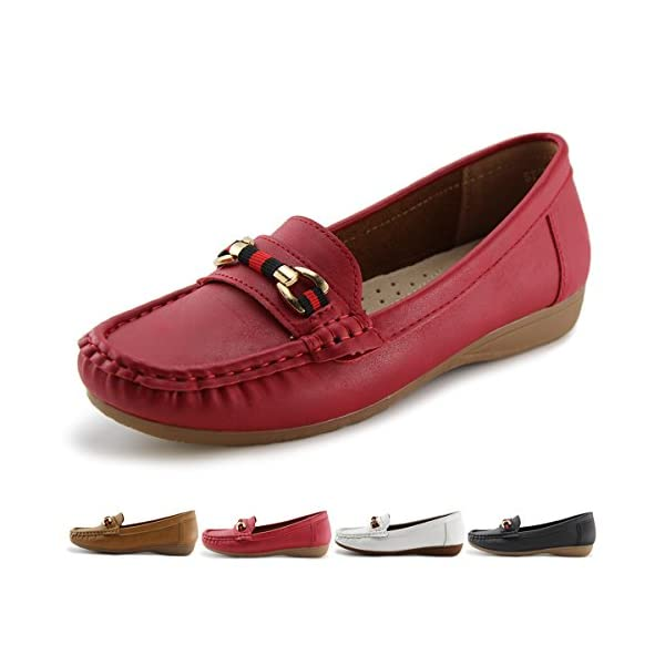 Flat Casual Driving Shoes
