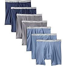 Fruit of the Loom Men's Boxer Briefs 7 Pack, Assorted