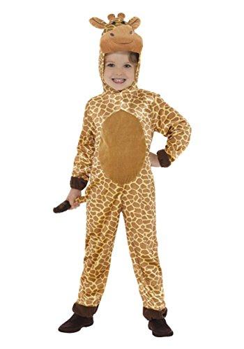 Book Week Costume For Kids (Giraffe Kids Fancy Dress Jungle Animal Book Day Week Childs Children Costume New)