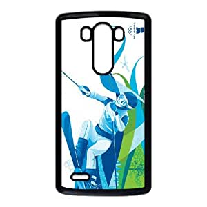 Sports alpine skiing LG G3 Cell Phone Case Black Gift xxy_9892173