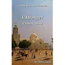 Fiche de lecture illustrée - L'Étranger, d'Albert Camus (French Edition)
