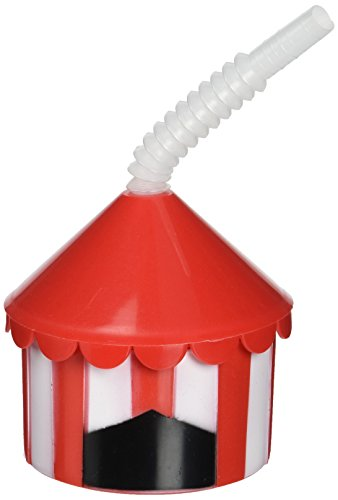[Circus Sipper Cup (each)] (Cup Halloween Sipper)