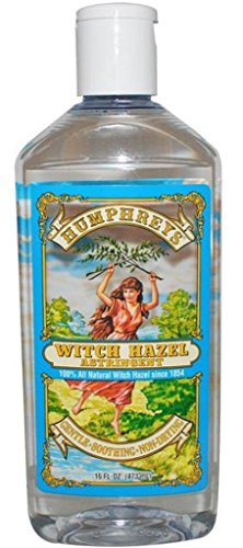 Price comparison product image Humphreys Witch Hazel Astringent 16 oz