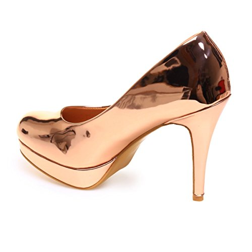 Modeuse Zapatos Vestir La Doré Material De Mujer Sintético Rose vT1ZxwqdZ5