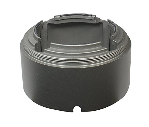 Sinis Camera Mounting Base Junction Outlet Box for Varifocal Lens Eyeball Turret Dome CCTV Security Camera-Grey Color