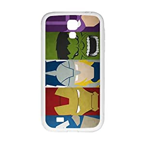SVF The Avengers Pattern Hot Seller Stylish Hard Case For Samsung Galaxy S4