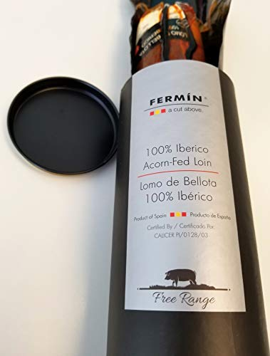 Lomo Iberico de Bellota - full loin - 1 loin - 1 lb for sale  Delivered anywhere in USA
