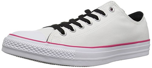 Low White Star Top White Converse Blocked Pop Color Chuck Sneaker Taylor All Pink Cz1qY