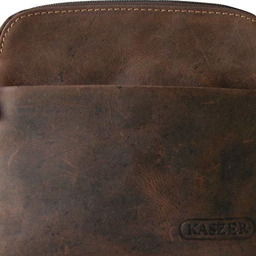 en Cuir Vachette Sac KASZER Wyoming bandoulière C6 de 20622 Collection ExOO75wq