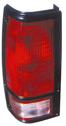 Depo 332-1920R-USN2 Chevrolet Blazer/GMC Jimmy Passenger Side Replacement Taillight (Gmc Jimmy Passengers Side Tail)