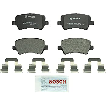 Bosch BP1412 QuietCast Brake Pad Set