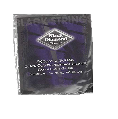 (Black Diamond N600XLB Acoustic Coated - EXTRA)