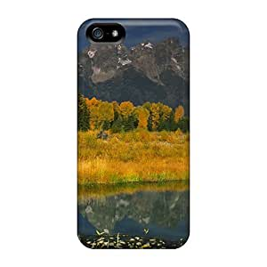 For Iphone 5C Phone Case Cover Premium Protective Cases With Awesome Look - Sun Coming Out After A Storm