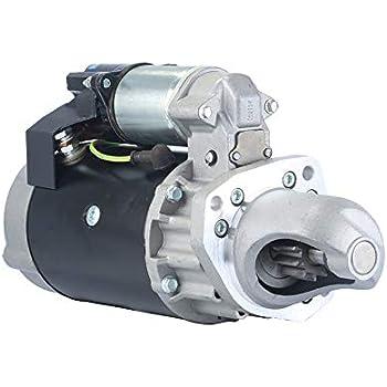 Amazon.com: NEW STARTER MOTOR FITS JOHN DEERE SKIDDER 340D ... on