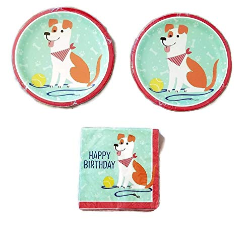 Happy Birthday Dog Party 9