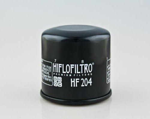 HIFLO OIL FILTER HF204 HI FLO ARCTIC CAT KAWASAKI YAMAHA HONDA MV AGUSTA TRIUMPH