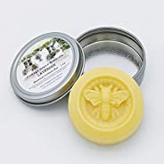 Beeswax Lotion Bar, ultra moisturizing & deep conditio