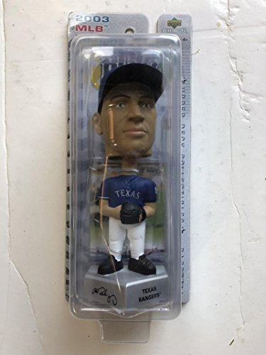 2003 Upper Deck Play Makers Alex Rodriguez BobbleHead Baseball Bobble Head Doll