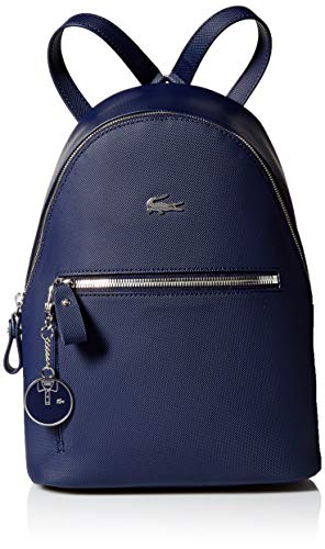 Lacoste Women Daily Classic Backpack, peacoat