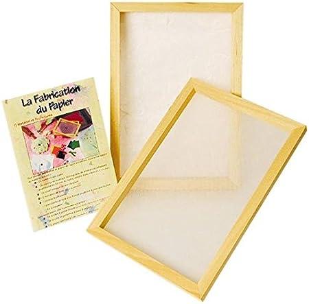 Tamis pour pâte à papier Graine créative
