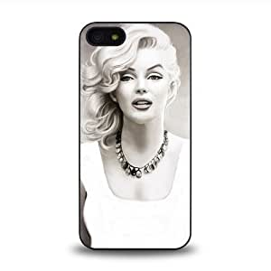 iPhone 5 5S case protective skin cover with Marilyn Monroe sexy design #8