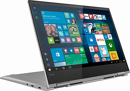 2018 Newest Lenovo Yoga 730 2-in-1 13.3 inch FHD 1080P IPS Touch-Screen Convertible Laptop, Intel Quad-Core i5-8250U up to 3.40 GHz, 8GB RAM, 256GB PCI-e SSD, No DVD, WiFi, Fingerprint, Windows 10